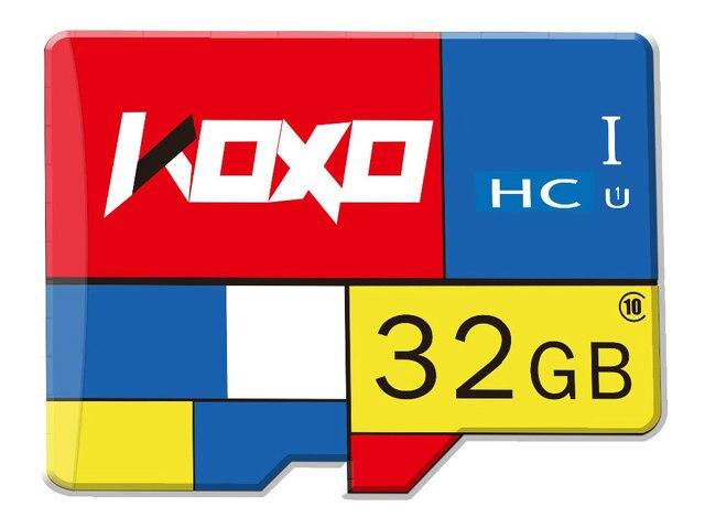 50 шт. Х KOXO UHS-1 class10 карты памяти Настоящее 32 ГБ 300X micro origial tf sd карты флэш-карты пасс h2testw для смартфонов tablet