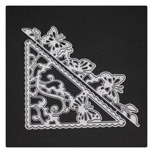 YINISE Scrapbook Metal Cutting Dies For Scrapbooking Stencils  CARD COVER DIY Album Cards Decoration Embossing Folder Die Cut