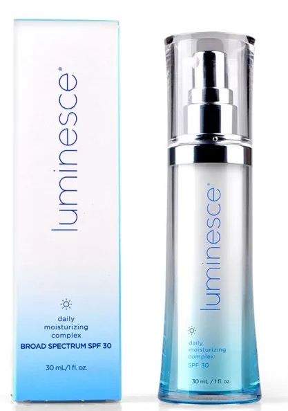 Ageless JEUNESSE LUMINESCE DAILY MOISTURIZING COMPLEX NEW