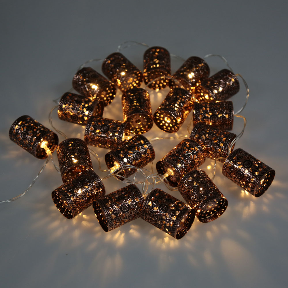 Metal Cap String Lights : Online Get Cheap Metal Lantern String Lights -Aliexpress.com Alibaba Group