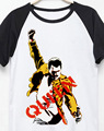 Rock Band QUEEN singer freddie made in heaven rock stars printing t shirt men women size