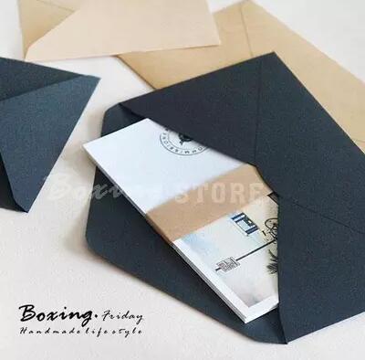 Treu Gedruckt Logo Schmuck, Uhr Packaing Papier Umschlag Mit Herz Näher