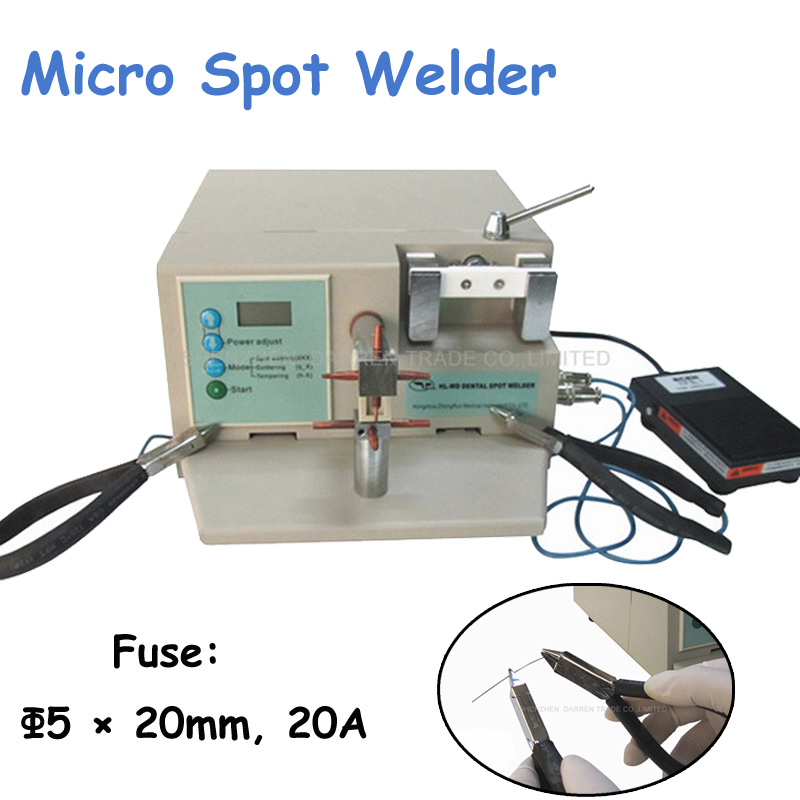 Micro Spot hegesztő kézi Spot hegesztő Micro Adjust Spot - Hegesztő felszerelések - Fénykép 2