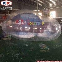 Riesen aufblasbare wolke ballon mit druck  schwimm cloud für werbung|Aufblasbare Hüpfburg|   -