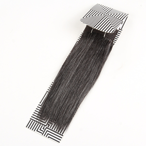 Image 4 - מלוטש צבעוני שיער ברזילאי שיער Weave חבילות ישר שיער חבילות #44 #34 #280 51 # פסנתר אפור רמי שיער טבעי הרחבות