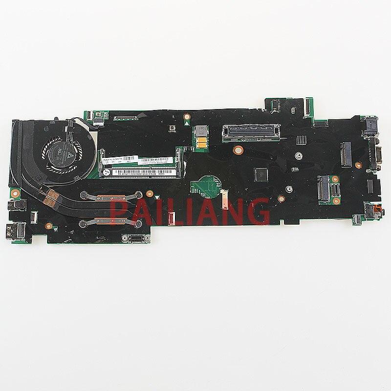 PAILIANG материнская плата для ноутбука IBM ThinkPad t431s материнская плата для ПК 04X0786 полный tesed DDR3