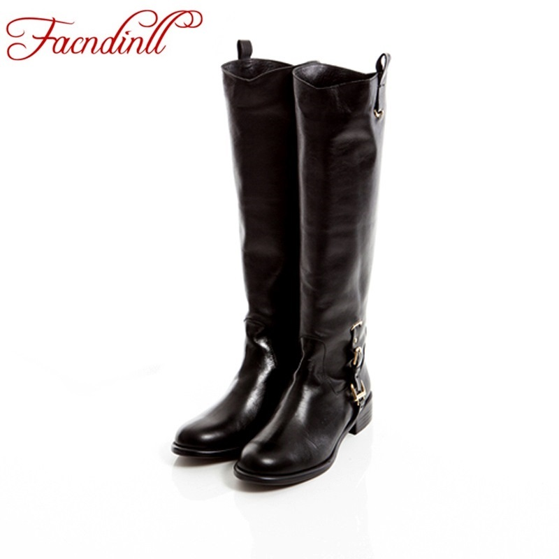 ФОТО women autumn winter over the knee high boots fashion ladies thick heels riding boots classic woman round toe winter shoes boots