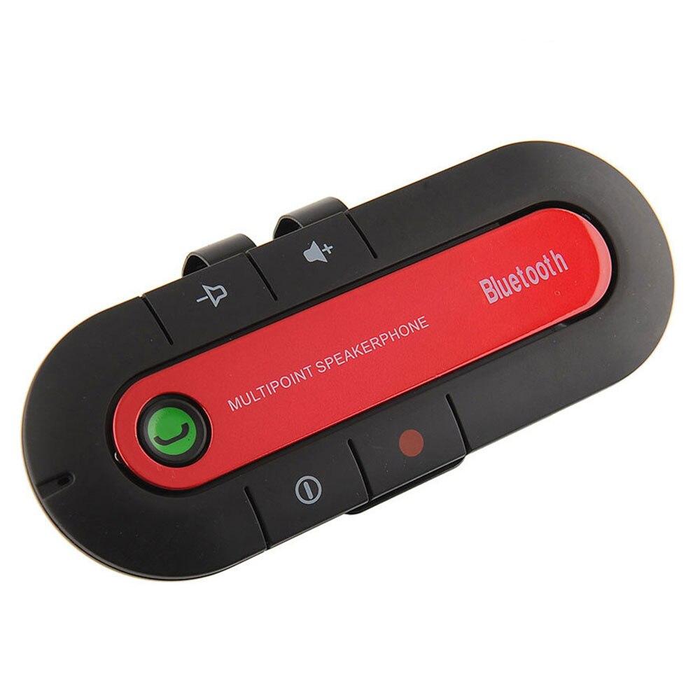 Vehemo Bluetooth 4,1 Hands-Free беспроводной Bluetooth приемник авто музыкальный приемник Домашний Электронный стерео Handsfree - Формат цифровых медиаданных: red