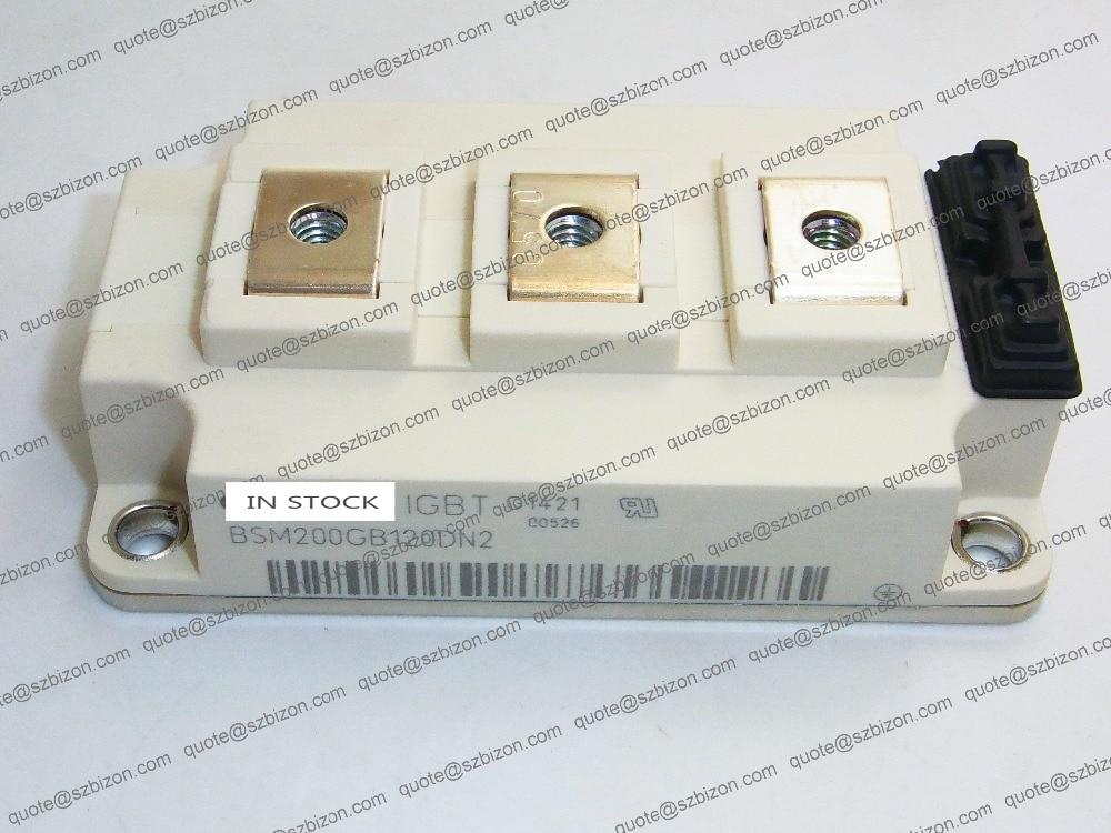 Module IGBT BSM200GB120DN2 en Stock