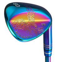 golf club wedge for men forged cnc colorful right handed 50 52 54 56 58 60 to choose free shipping