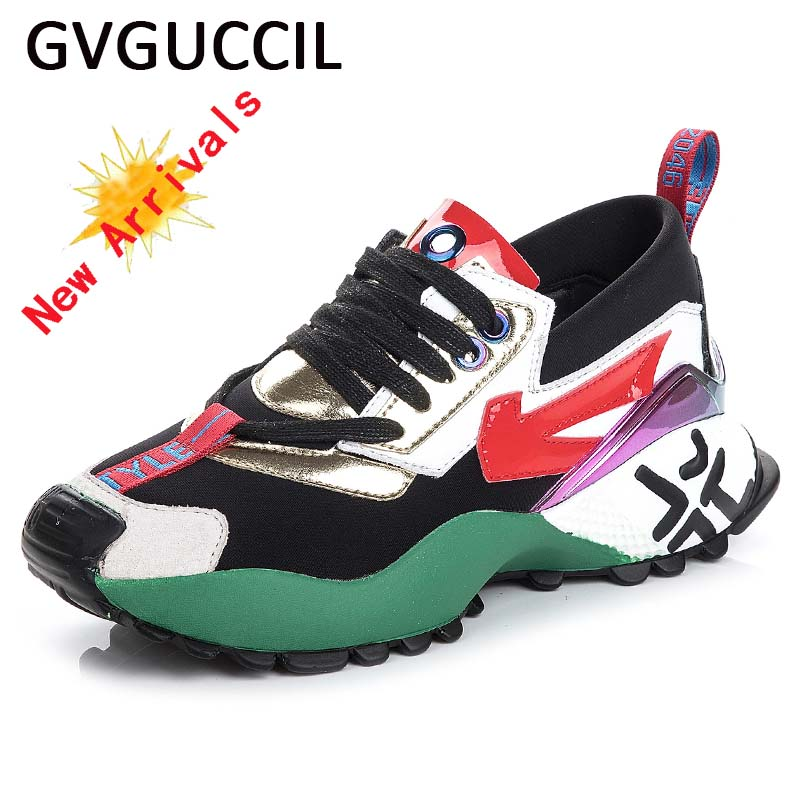 GVGUCCIL 2019 New Arrivals Outdoor Athletic Women Running Shoes Super Light sneakers women zapatillas mujer Women Walking Shoes