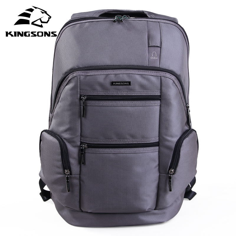 Kingsons Laptop Backpack Men Women Bolsa Mochila for 15.6Inch Notebook Computer Rucksack School Bag Backpack Teenagers KS3046W prince travel men s backpacks bolsa mochila for laptop 14 15 notebook computer bags men backpack school rucksack business