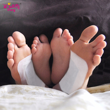 Ifory 200 Pieces=100 Patches+100 Adhesive Chinese Detox Foot Patch Improve Sleep Patches Be
