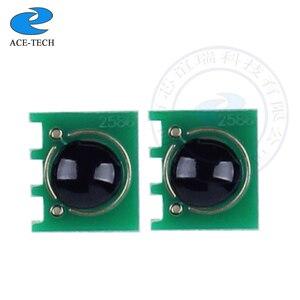 Image 1 - CE270A CE271A CE272A CE273A compatible toner reset cartridge chip for hp CP5525 color laser printer (CP 5525)