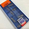 10 шт. MGMN250-M PC215K ЧПУ Поворотные твердосплавные вставки инструменты для обработанный Железный