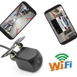 Wi-Fi реверсивная камера ночного видения автомобиля грузовик заднего вида мини-водостойкий водительский рекордер для IOS для Android тахограф