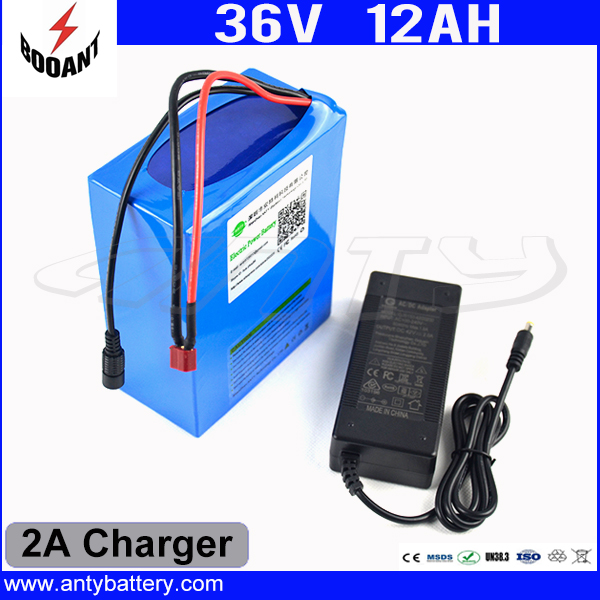 36V Electric Bike Battery 36V 12AH Lithium Battery For Bafang 850W Motor With 30A BMS 42V 2A Charger eBike Battery Free Shipping free shipping 48v 15ah battery pack lithium ion motor bike electric 48v scooters with 30a bms 2a charger