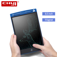 CHUYI 8 5 Inch LCD Writing Tablet Drawing Board Paperless Digital Notepad Rewritten Pad For Draw