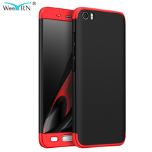 3-in-1 Hard Hybrid Protection Case For Xiaomi Mi 5S / Mi 5  Shock-Proof 360 Full Body PC Hard Case Xiomi mi 5s Back Cover Fundas