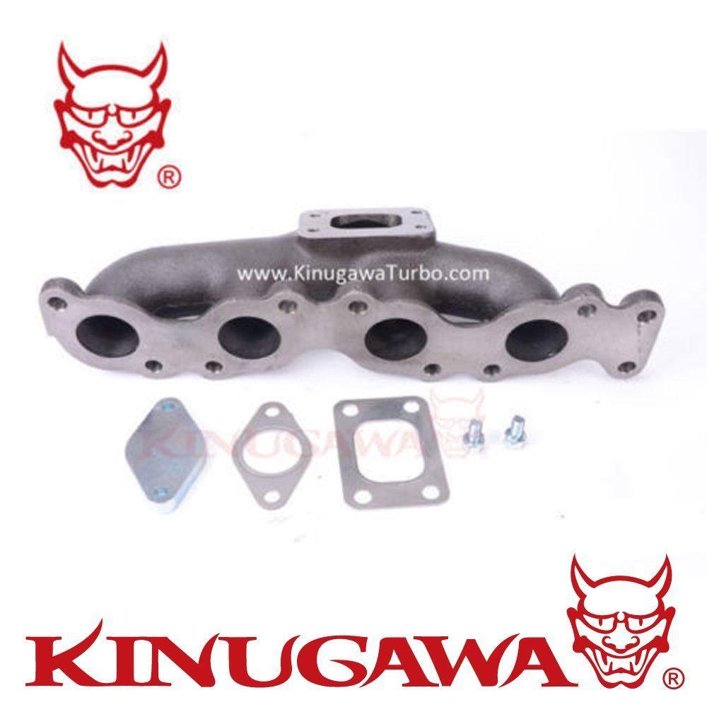 Kinugawa Turbo Manifold Kit T25 Flange for SUZUKI Swift SX4 M13 M15 M16 M18 w/ WG