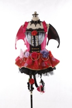 2019 New Hot Love Live Nishikino Maki Devil ver cos Dress Cosplay Costume Halloween costume demon цена в Москве и Питере