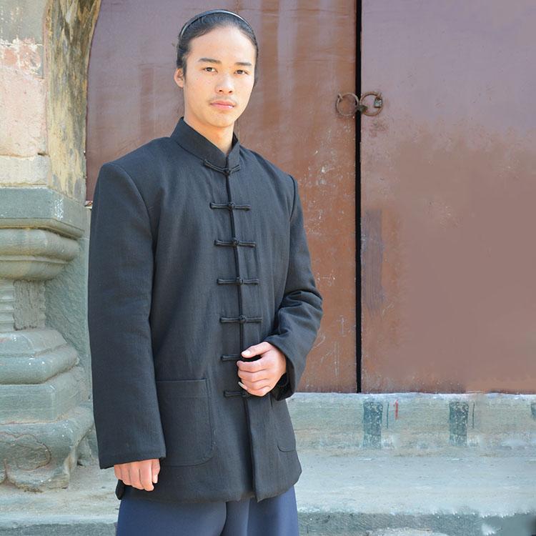 Wudang Daoist Tai Ji Winter Robe 1