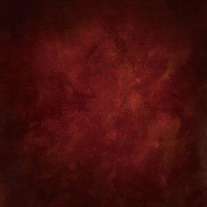 Image 3 - Allenjoy דק ויניל בד צילום רקע אדום תמונה רקע סטודיו טהור צבע שיחת וידאו חתונת ליל כל הקדושים חג המולד
