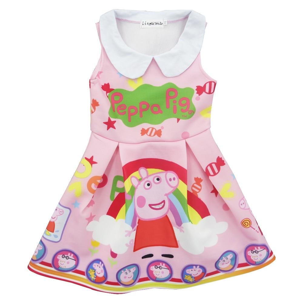 online get cheap peppa pig dress girls aliexpress com alibaba group