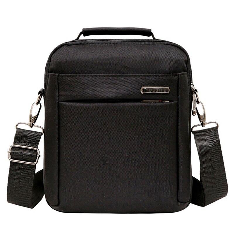 NIBESSER Brand Business Mens Bag 2018 Men Shoulder Bags High Capacity Casual Male Crossbody Ba Men Travel Pouch Phone Case