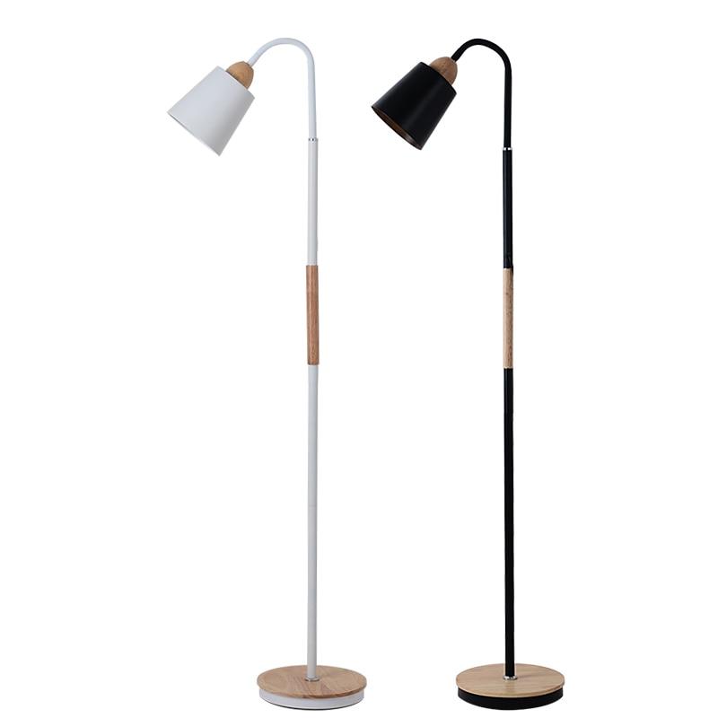 Nordic Personality Simple Floor Lamp Living Room Floor