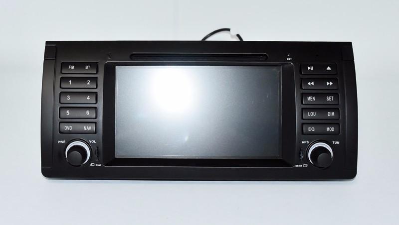 BMW E39 E53 X5 CAR DVD PLAYER ANDROID 2DIN (2)