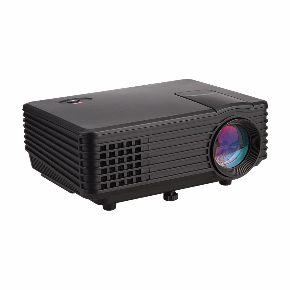 2016 newest 800 lumens projector rd 802 updated rd 805 for Best portable projector 2016