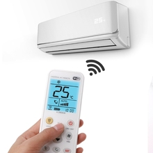 K 390EW wifi inteligente universal lcd ar condicionado a/c controle remoto