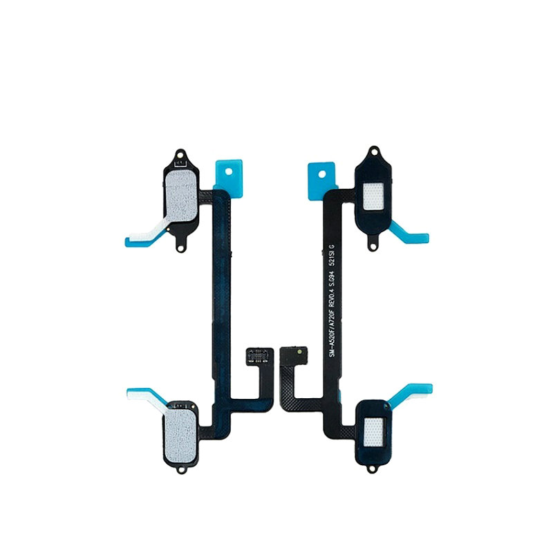 New Home Button Touch Light Sensor Flex Cable Ribbon For Samsung Galaxy A5 2017 A520F / A7 2017 A720F Replacement Parts
