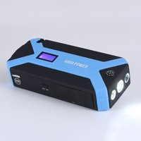 TM26 Mini Portable Car Jump Starter Emergency Starting Device with LED 4 USB Mobile Power for Phone Battery Charger|Jump Starter| |  -