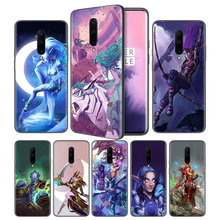 Wows World of Warcrafts Soft Black Silicone Case Cover for OnePlus 6 6T 7 Pro 5G Ultra-thin TPU Phone Back Bags Protective Shell