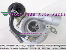 K03 62 53039880062 0375H3 0375H4 Turbo Turbocharger For Peugeot Commercial Boxer II For Citroen Jumper 2001-10 DW12UTED 2.2L HDI