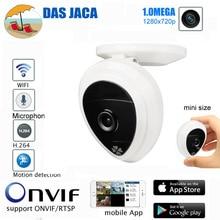 P2P мини ip-камера Wi-Fi 720 P сетевая камера hd камеры видеонаблюдения AHD CCTV ONVIF Аудио baby монитор беспроводные камеры