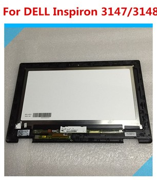"""116""""LCD Screen Touch Panel Assembly LP116WH6 SPA2 For DELL Inspiron 11 3000 3147"""