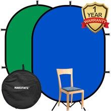 1*1,5 M / 1.5*2M Faltbare Reflektor 2 in 1 Popup Hintergrund Reversible Faltbare Studio Bildschirm tuch Hintergrund Oval Reflektor