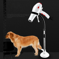 2018 New Pets dog bathing beauty hair dryer hairdryer 40 90CM Can be adjusted mounting bracket clip ,360 degree adjusted bracket