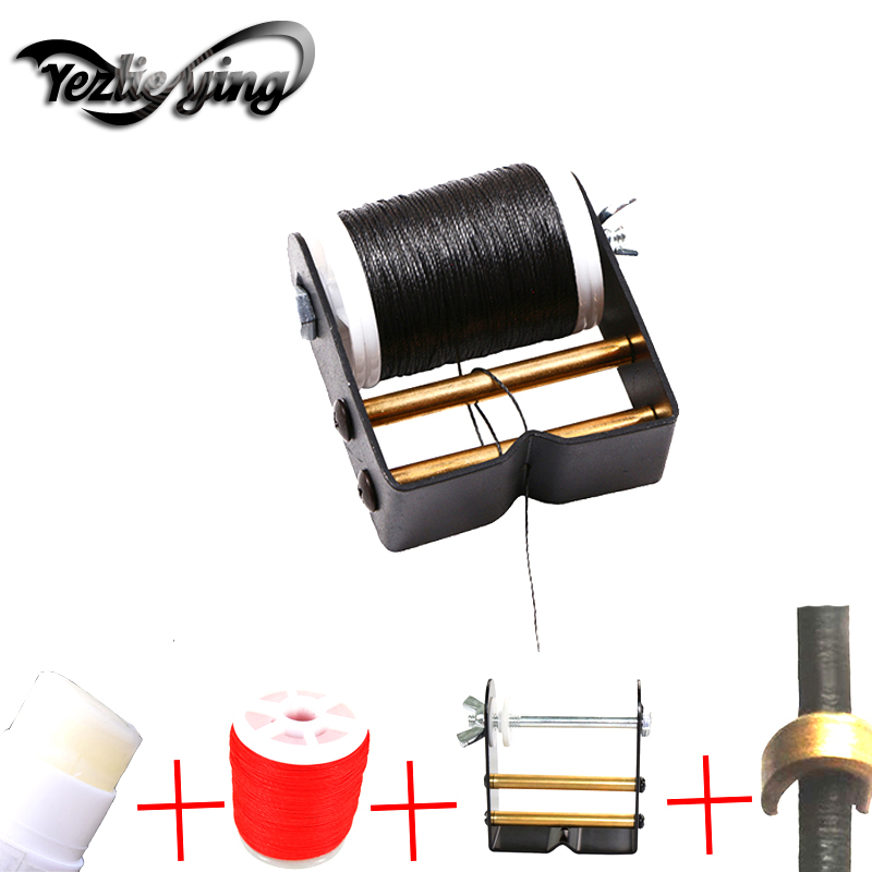 4Combinat-Archery-Bow-String-Material-Bowstrings-Serving-Tool-bow-strings-wax-Archery-Strings-Buckle-Clip-Nock