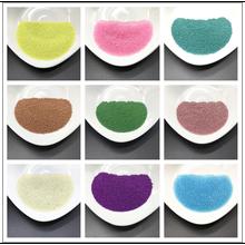 Wholesale  About 10000 pcs 3D Nail Art Decoration Mini Glass Micro Beads Tiny Caviar Deco Imitation Pearl DIY