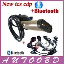 2013. R3 с Keygen TCS cdp pro plus bluetooth автоматический диагностический инструмент + полный все 8 автомобилей кабели-dhl бесплатная доставка
