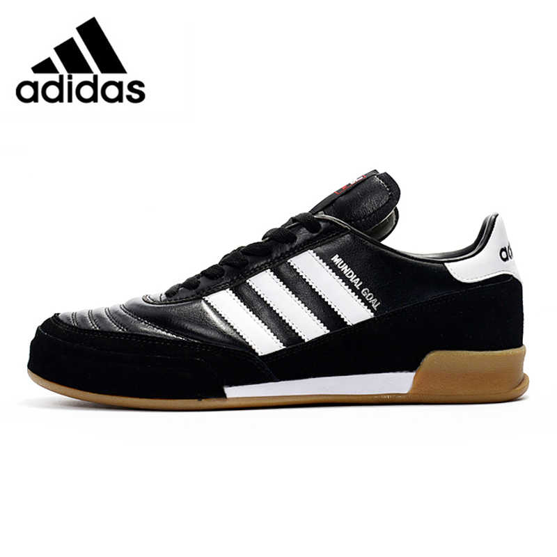 ce1cede9b Adidas 2018 Spring New Men s Shoes Mundial Goal Sports Shoes 019310 40-44