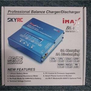 Image 5 - Original SKYRC IMAX B6AC V2 Charger 50W Lipoแบตเตอรี่เครื่องชาร์จแบตเตอรี่RC Dischargerเฮลิคอปเตอร์Quadcopter Droneแบตเตอรี่Charger