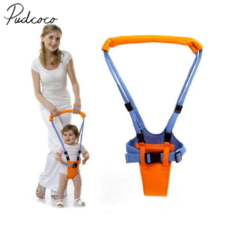 Brand New Kid Baby Infant Toddler Harness Walk Learning Assistant Walker Jumper Strap Belt Safety Reins Harness