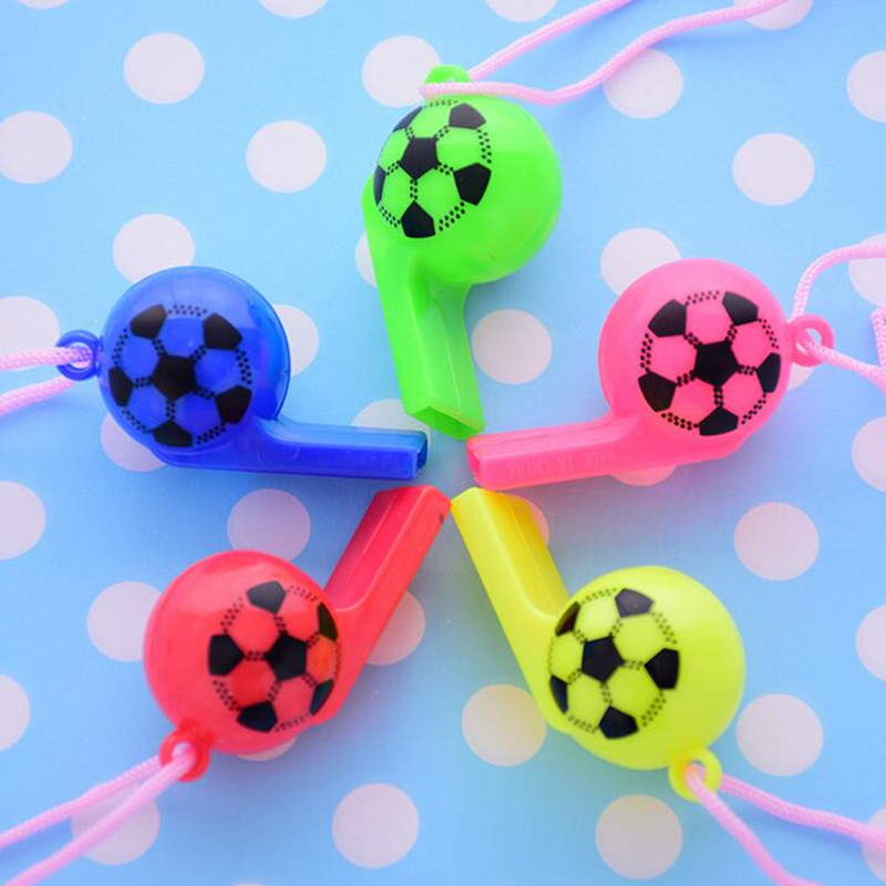 Digital Gear Bags Reasonable Football Whistle Smiling Face Whistles Kids Toys Noise Maker Birthday Filler Prize Party Favor Gift