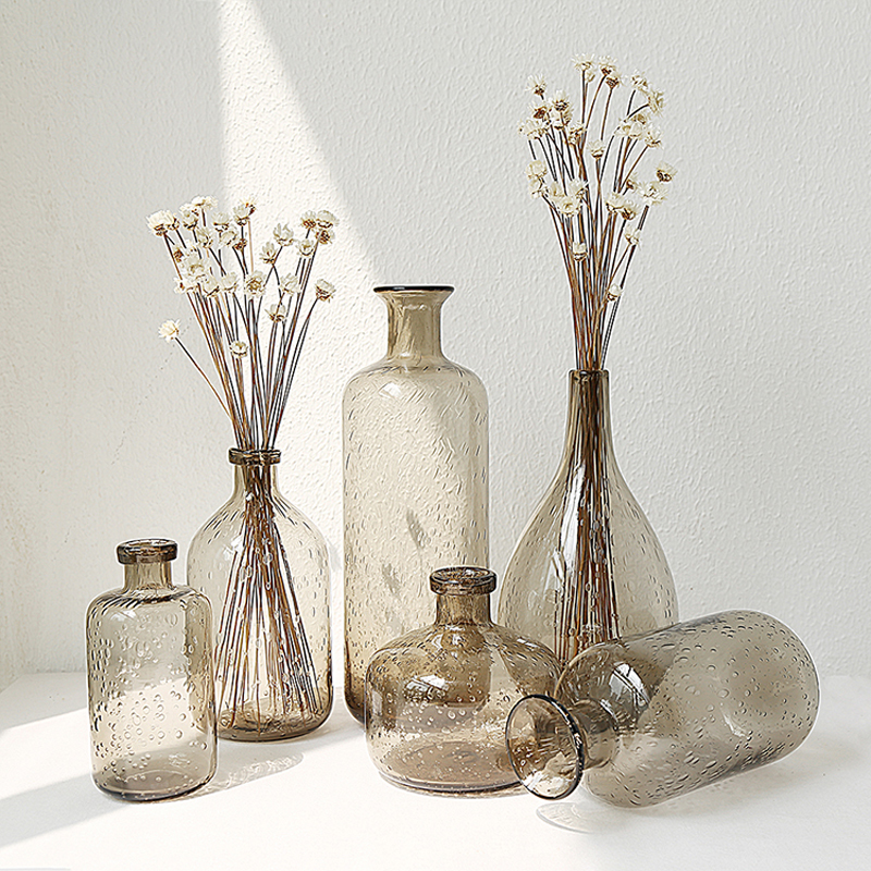 Buy Bubble Glass Vase And Get Free Shipping On Aliexpress