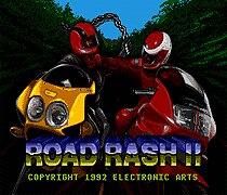 Road Rash II 16 bit MD Game Card For Sega Mega Drive For GenesisRoad Rash II 16 bit MD Game Card For Sega Mega Drive For Genesis